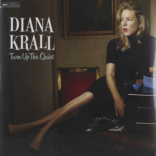 DIANA KRALL DIANA KRALL - TURN UP THE QUIET (2 LP) diana krall from this moment on 2 lp