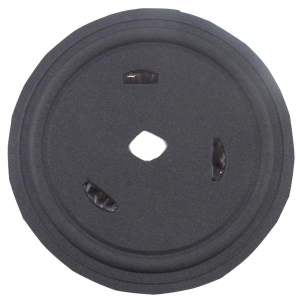 Подвес DiffusorПодвес<br>Максимальный диаметр: 240 мм, минимальный диаметр: 222 мм, посадочный диаметр: 194 мм, внутренний диаметр: 185 мм, высота: 6 мм. Материал: ППУ 15. Полутор.<br>