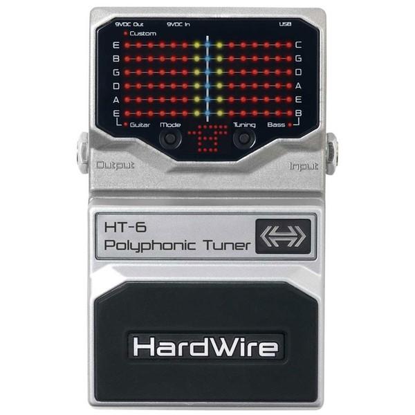 Гитарный тюнер Digitech HT-6 Polychromatic Tuner
