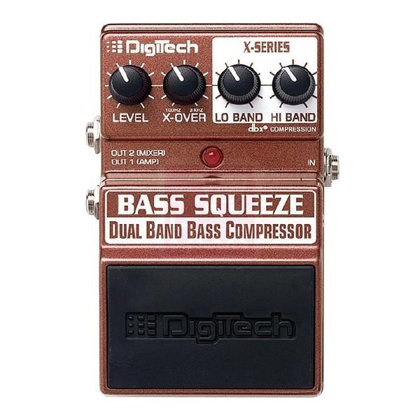 Педаль эффектов Digitech XBS Bass Squeeze
