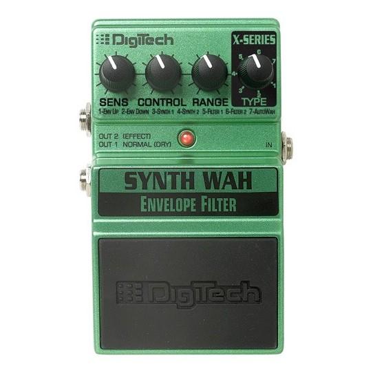 Педаль эффектов Digitech XSW Synth Wah