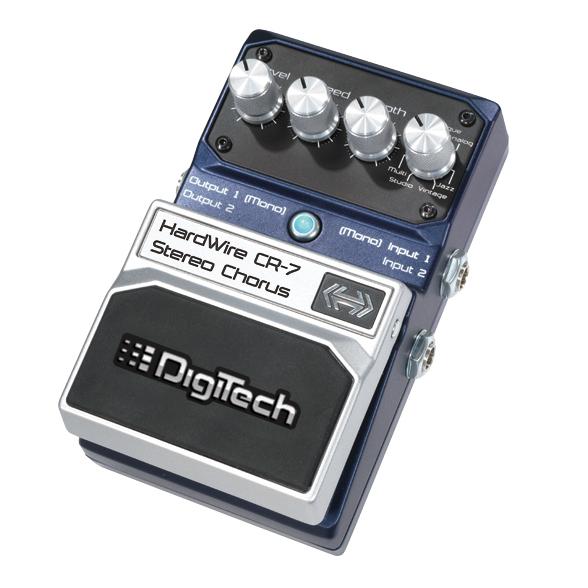 Педаль эффектов Digitech