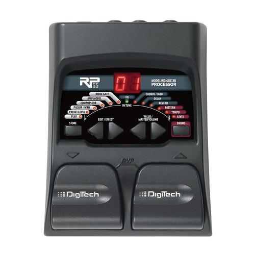Гитарный процессор Digitech