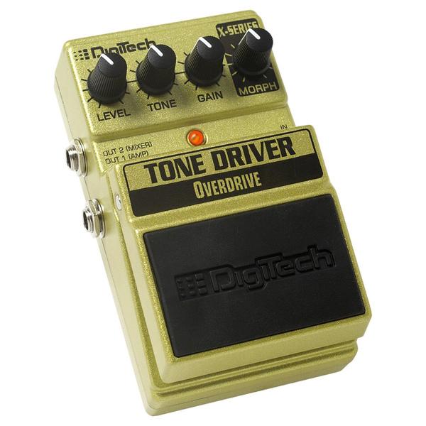 Педаль эффектов Digitech XTD Tonedriver