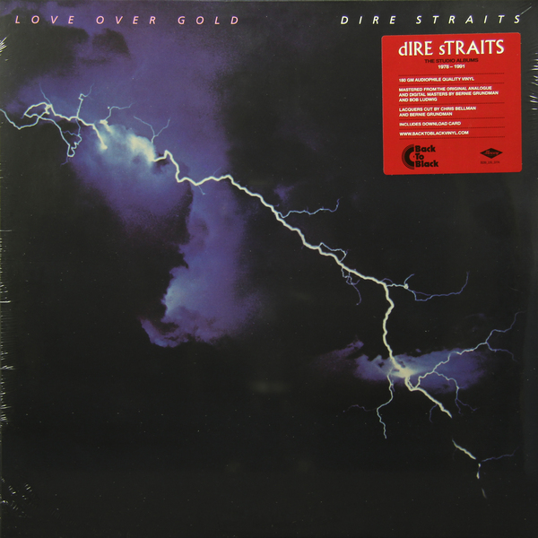 Dire Straits Dire Straits - Love Over Gold (180 Gr) dire needs