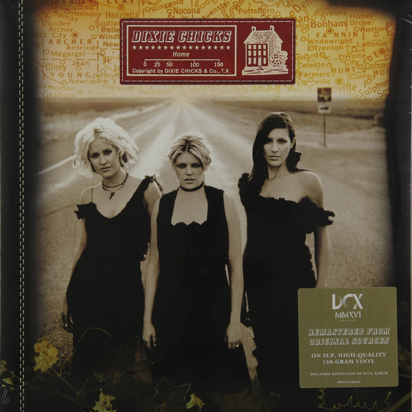 Dixie Chicks Dixie Chicks - Home (2 Lp, 180 Gr) abba abbaagnetha faltskog agnetha faltskog vol 2 180 gr