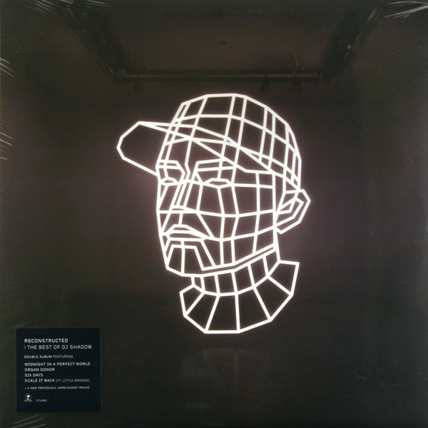 DJ SHADOW DJ SHADOW-RECONSTRUCTED-THE BEST OF DJ SHADOW (2 LP)