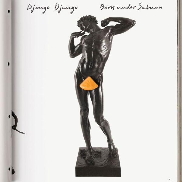 Django Django Django Django - Born Under Saturn (2 Lp+cd) барбра стрейзанд barbra streisand partners 2 lp cd