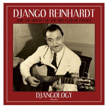 DJANGO REINHARDT DJANGO REINHARDT - DJANGOLOGYВиниловая пластинка<br><br>