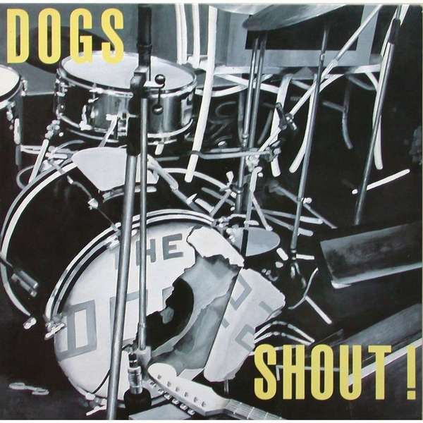 DOGS DOGS - Shout ! jez alborough some dogs do