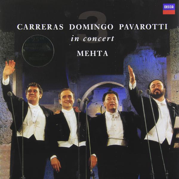 the pavarotti PAVAROTTI, CARRERAS, DOMINGO PAVAROTTI, CARRERAS, DOMINGO - THE THREE TENORS