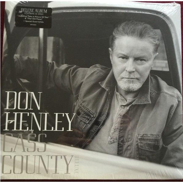 Don Henley Don Henley - Cass County (2 LP) virginia henley insatiable