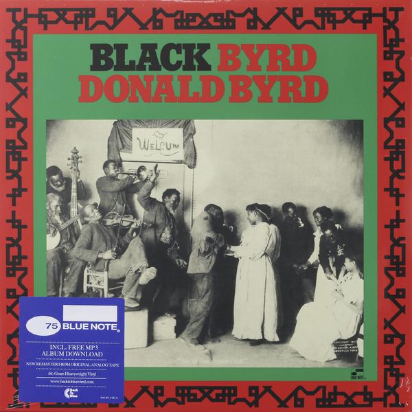 цены на Donald Byrd Donald Byrd - Black Byrd (180 Gr) в интернет-магазинах