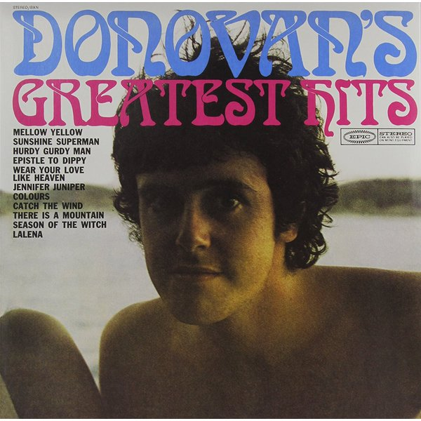 Donovan Donovan - Greatest Hits (1969)