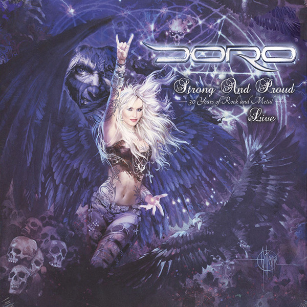 DORO DORO - Strong And Proud (2 LP)