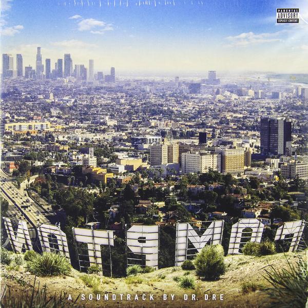 Dr. Dre Dr. Dre - Compton (2 LP) ralph compton ralph compton train to durango