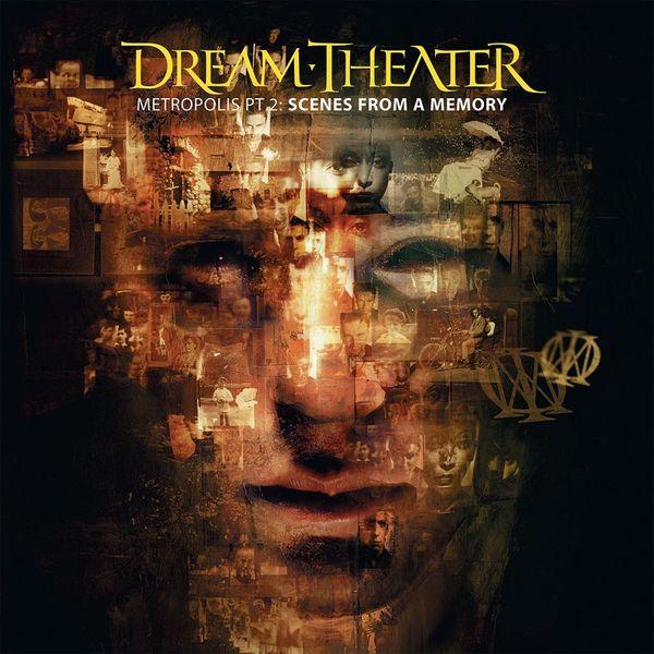 Dream Theater Dream Theater - Metropolis Part 2 (2 LP)