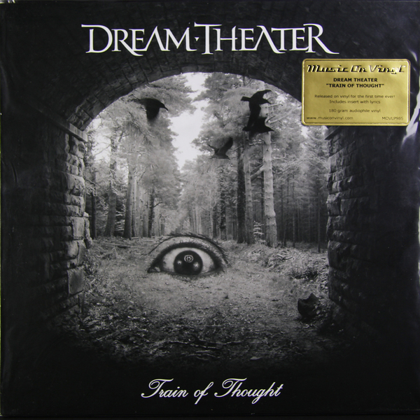 Dream Theater Dream Theater - Train Of Thought (2 Lp, 180 Gr) thought suppression