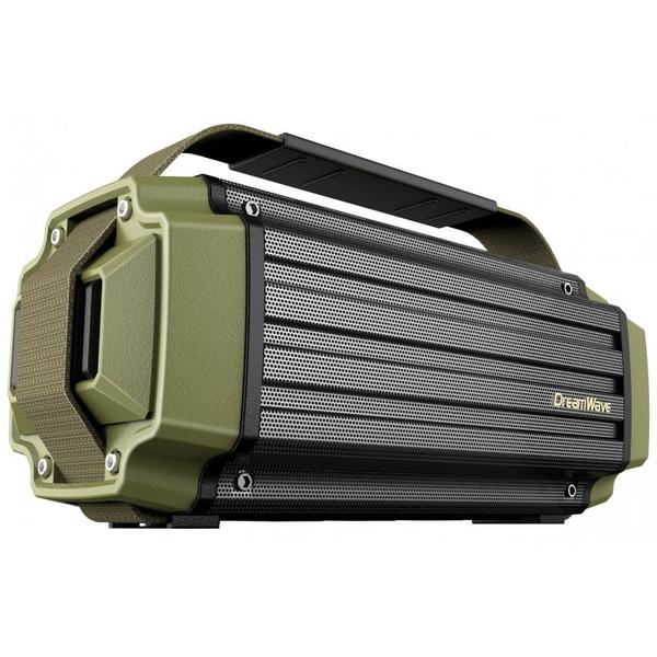Портативная колонка DreamWave Tremor Green (уценённый товар) изображение
