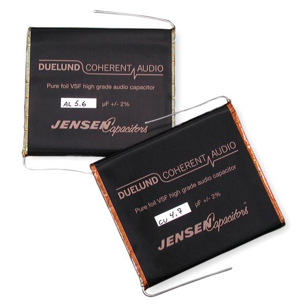 Конденсатор DuelundКонденсатор<br>Напряжение, В: 100; Размер, мм: 36 x 117 x 103; Ёмкость, мкФ: 20<br>