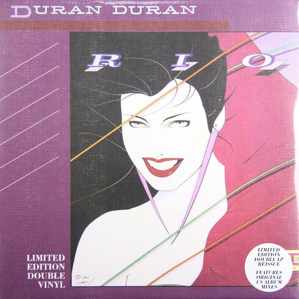 купить Duran Duran Duran Duran - Rio (2 LP) недорого