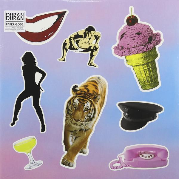 купить Duran Duran Duran Duran - Paper Gods (2 LP) недорого