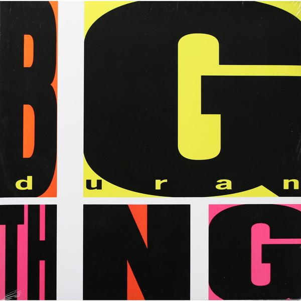 купить Duran Duran Duran Duran - Big Thing (2 LP) недорого
