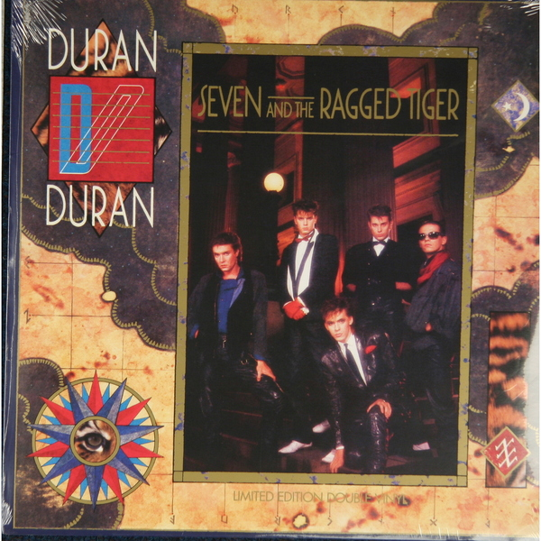 Duran Duran Duran Duran - Seven And The Ragged Tiger (2 LP) mousetrap and seven other plays the