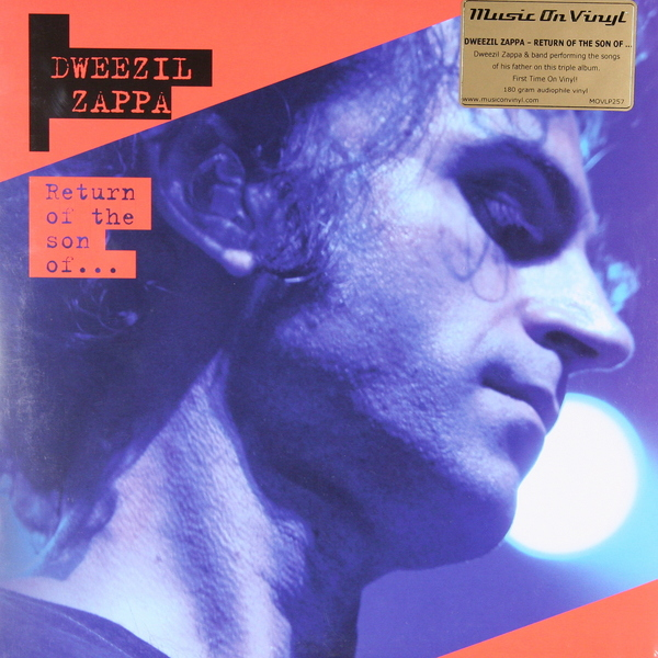 Dweezil Zappa Dweezil Zappa - Return Of The Son Of… (3 Lp, 180 Gr)  return of the native 2e nce