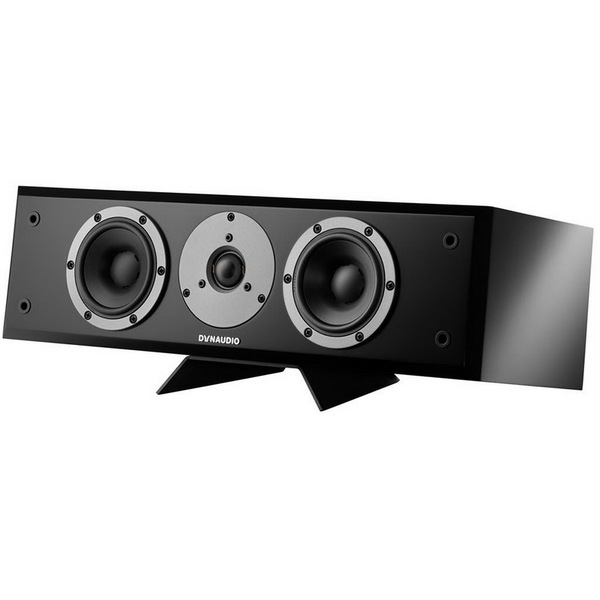 Центральный громкоговоритель Dynaudio Emit M15 C Satin Black акустика центрального канала heco elementa center 30 white satin