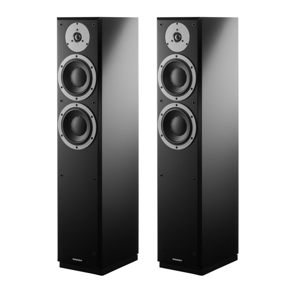 Напольная акустика Dynaudio Emit M30 Satin Black напольная акустика dynaudio confidence c2 platinum black laquer