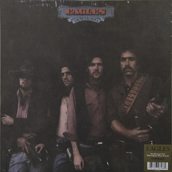 Eagles Eagles - Desperado (180 Gr) the eagles eagles hotel california lp