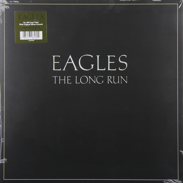 Eagles Eagles - The Long Run виниловая пластинка eagles the long run 1 lp