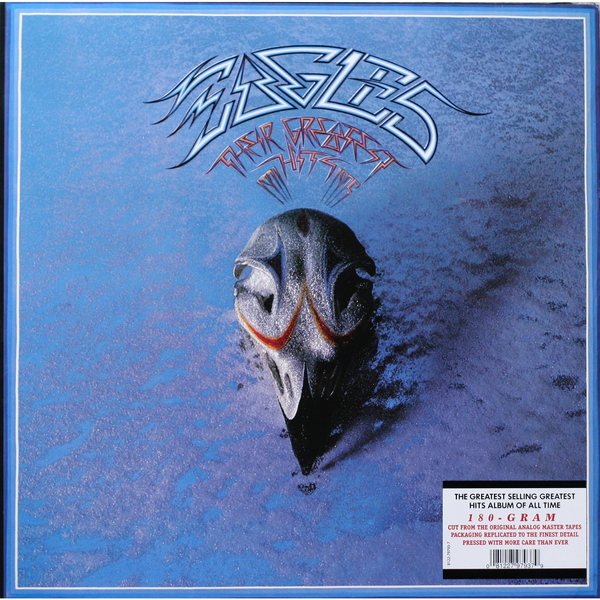 Eagles Eagles - Their Greatest Hits 1971-1975 eagles – their greatest hits 1971–1975 lp