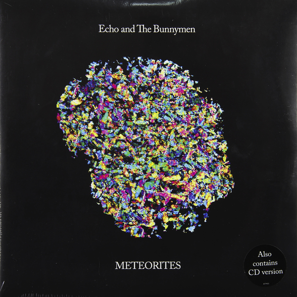 ECHO   THE BUNNYNEN ECHO   THE BUNNYNEN - METEORITES (2 LP)