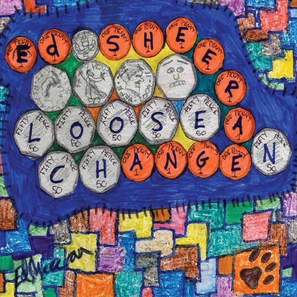ED SHEERAN ED SHEERAN - LOOSE CHANGE (180 GR)