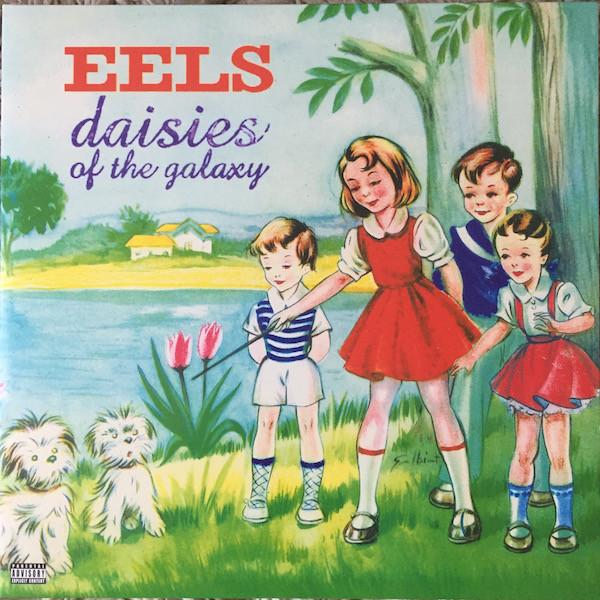 EELS EELS - DAISIES OF THE GALAXYВиниловая пластинка<br><br>