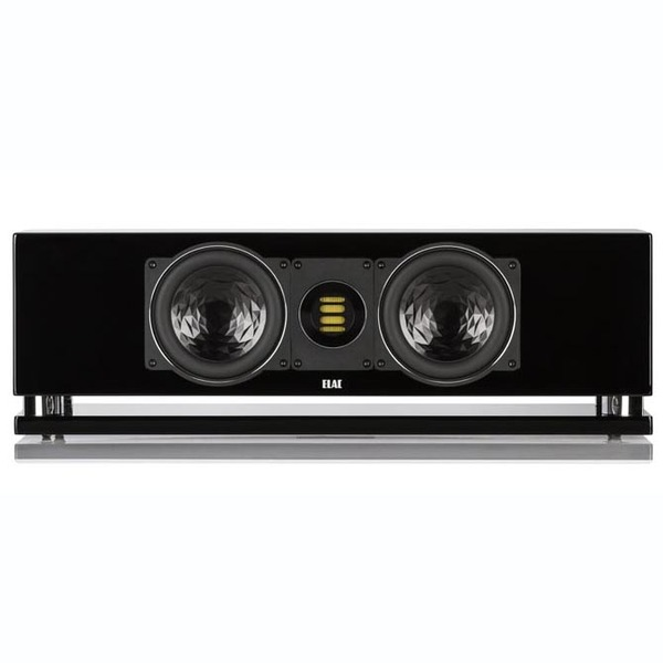 Центральный громкоговоритель ELAC CC 400 High Gloss Black акустика центрального канала sonus faber principia center black