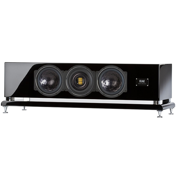Центральный громкоговоритель ELAC CC 501 VX-JET High Gloss Black акустика центрального канала piega classic center large macassar high gloss