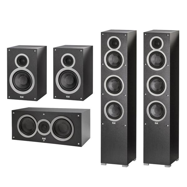 Комплект акустики 5.0 ELAC от Audiomania
