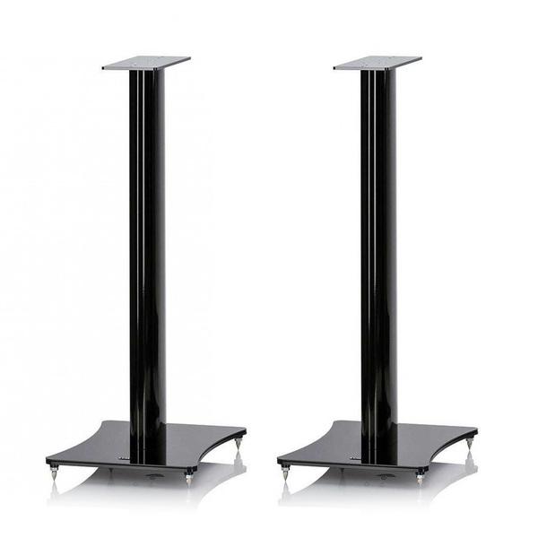 Стойка для акустики ELAC Stand LS 30 High Gloss Black стойка для акустики waterfall подставка под акустику shelf stands hurricane black