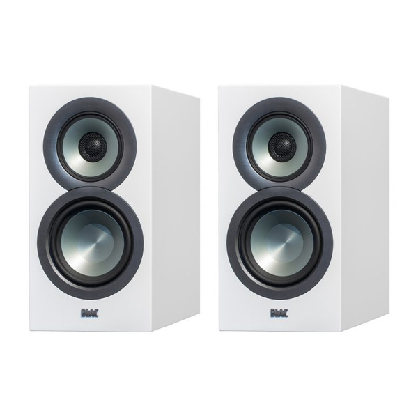 Полочная акустика ELAC Uni-Fi BS U5 Slim Satin White акустика центрального канала heco elementa center 30 white satin
