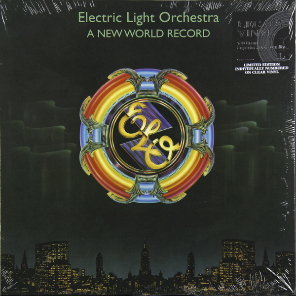 Electric Light Orchestra Livin Thing Turn To Stone Sweet Talkin Woman Its Over