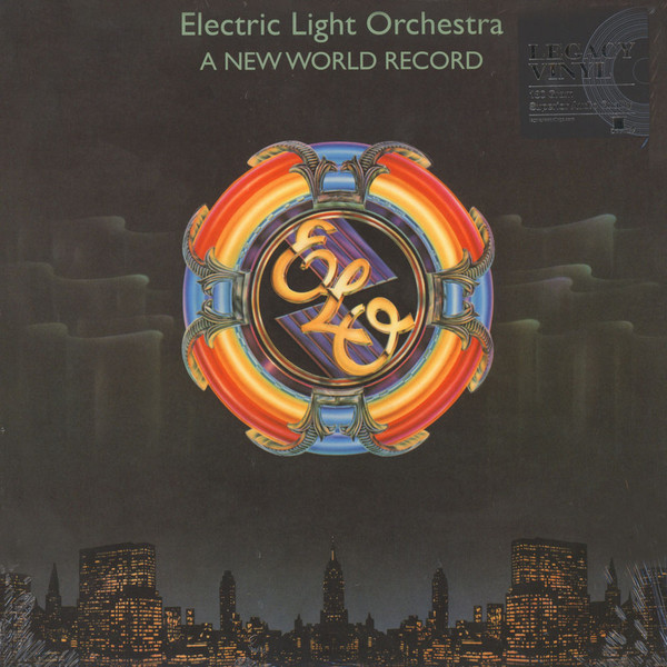 Electric Light Orchestra Electric Light Orchestra - A New World Record (2016 Black Vinyl Version) (180 Gr) guano apes guano apes proud like a god 180 gr colour