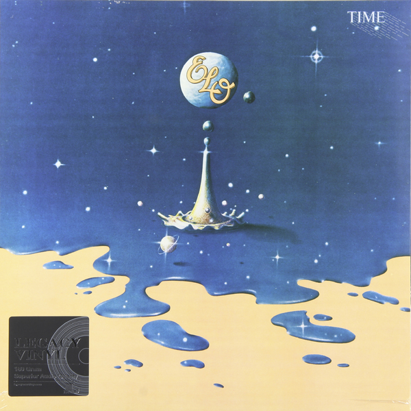 Electric Light Orchestra Electric Light Orchestra - Time (180 Gr) electric light orchestra electric light orchestra time