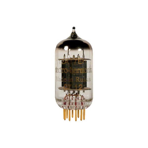 12AT7 EHG Gold Plated Pins
