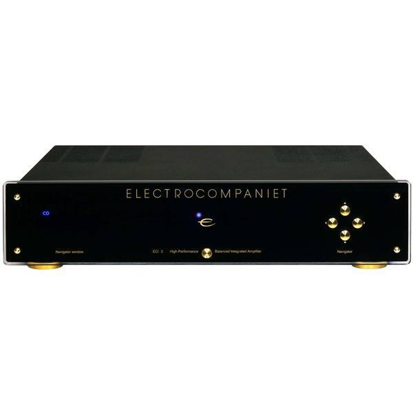 Стереоусилитель Electrocompaniet ECI-3 напольная акустика electrocompaniet nordic tone model 1