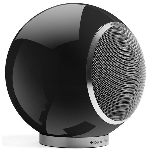 Полочная акустика Elipson Planet M High Gloss Black
