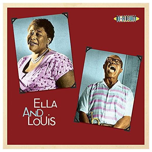 ELLA FITZGERALD   LOUIS ARMSTRONG ELLA FITZGERALD   LOUIS ARMSTRONG - ELLA   LOUIS