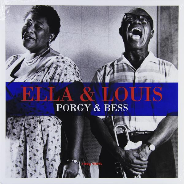 Ella Fitzgerald   Louis Armstrong Ella Fitzgerald   Louis Armstrong - Porgy bess (180 Gr) guano apes guano apes proud like a god 180 gr colour
